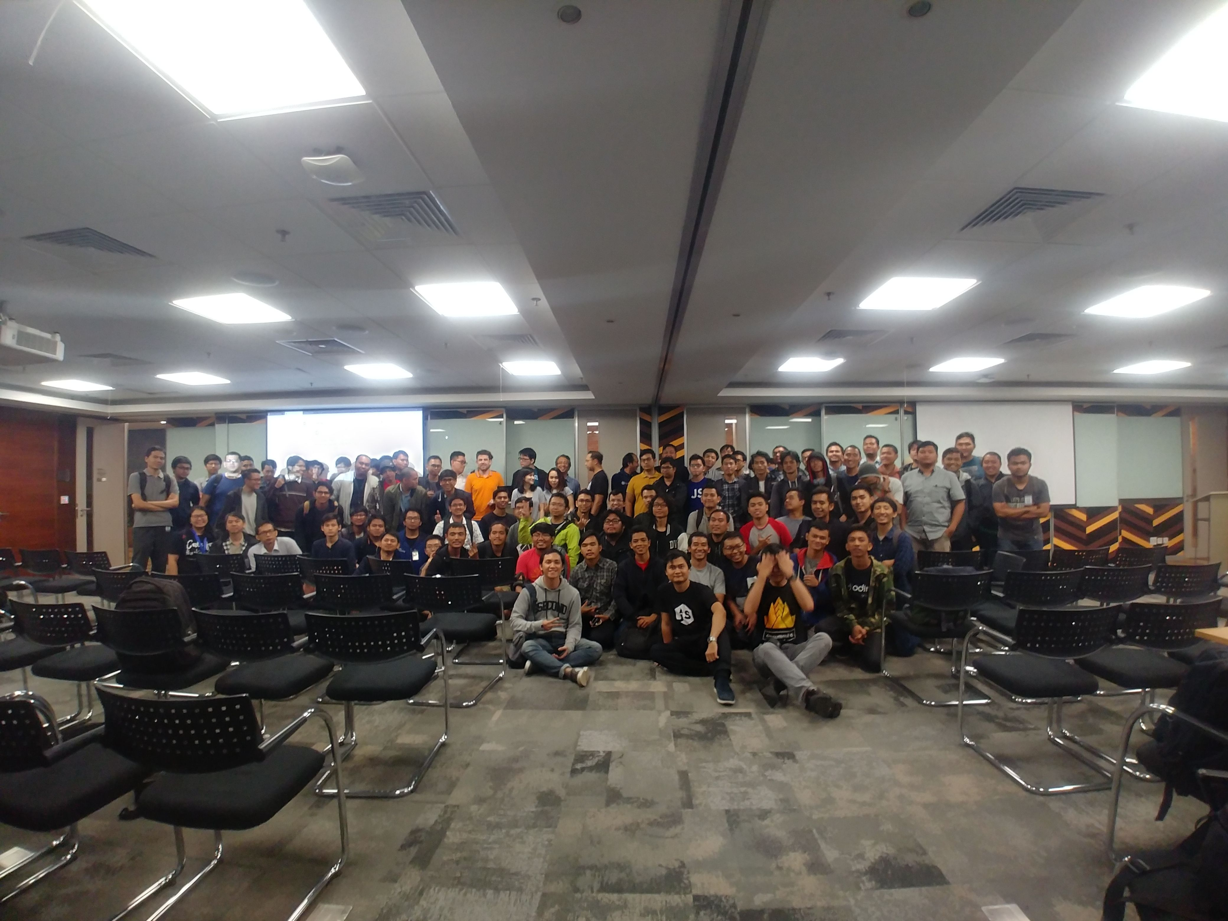 Jakarta JavaScript User Group
